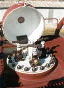 Горловина люка-лаза цистерны для сжиженных углеводородных газов